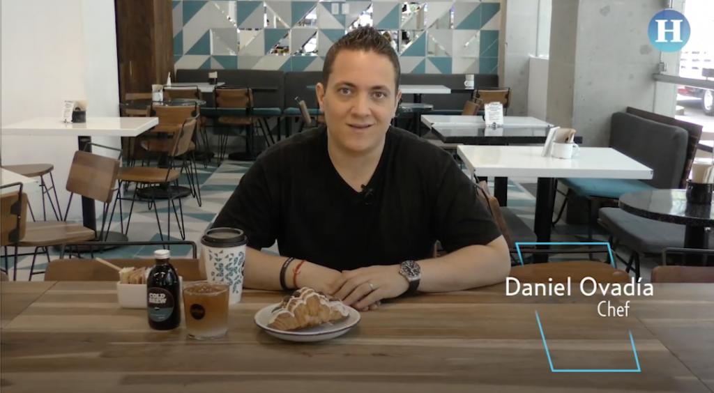 Daniel Ovadía: tan fuerte como el peltre