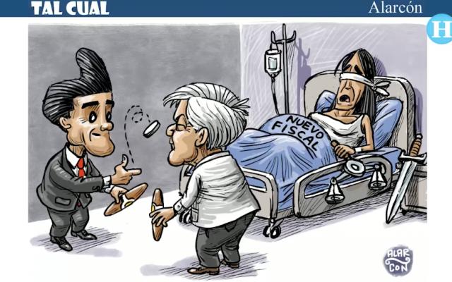 Tal Cual: Nuevo fiscal