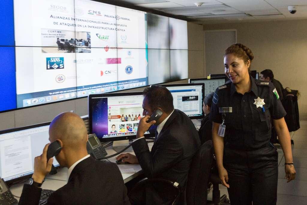 La Policía Cibernética de la Policía Federal investiga el origen de la fotografía. FOTO: ARCHIVO/ CUARTOSCURO