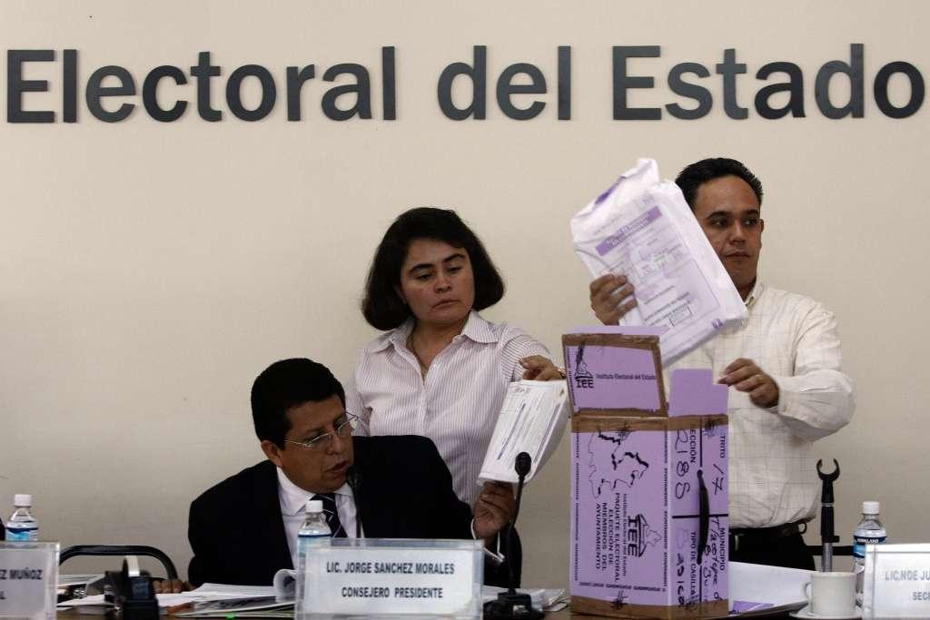 Cortázar recalcó también que es  falso que se inhibiera la participación ciudadana. FOTO: ARCHIVO/ PUEBLA