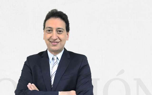 Enrique Burak  / Deporte Plural / Heraldo de México