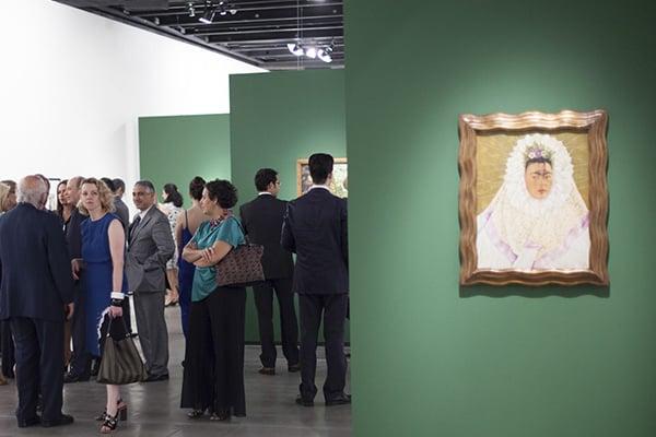 Las exposiciones de Frida rompen récords de asistencia. FOTO: CUARTOSCURO