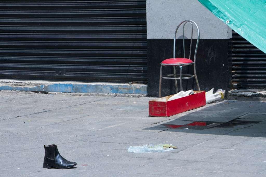 El viernes, la vida nocturna en Garibaldi se estremeció, tras el asesinato de 5 personas; una más murió en un hospital. FOTO: CUARTOSCURO