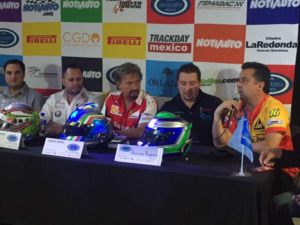El Gran Premio ¡Viva México! será la primera de dos carreras que se llevarán a cabo durante este septiembre. Foto: Cortesía