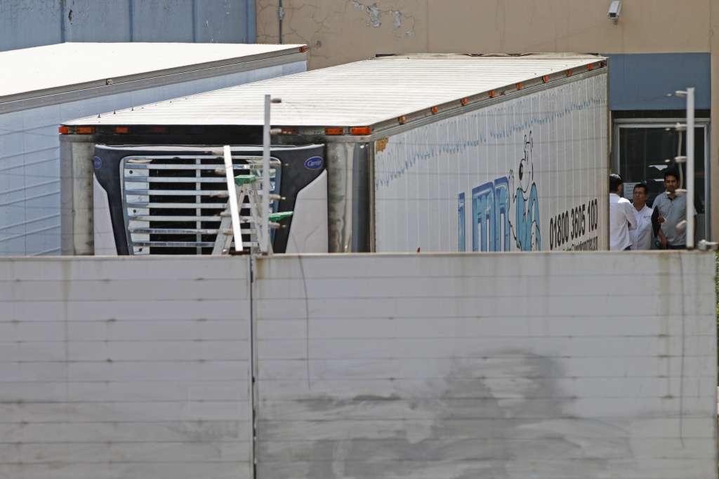Son tantos cuerpos los que están ahí que podrían ser el hijo de cualquiera de nosotros, dijo un familiar. FOTO: ARCHIVO/ CUARTOSCURO