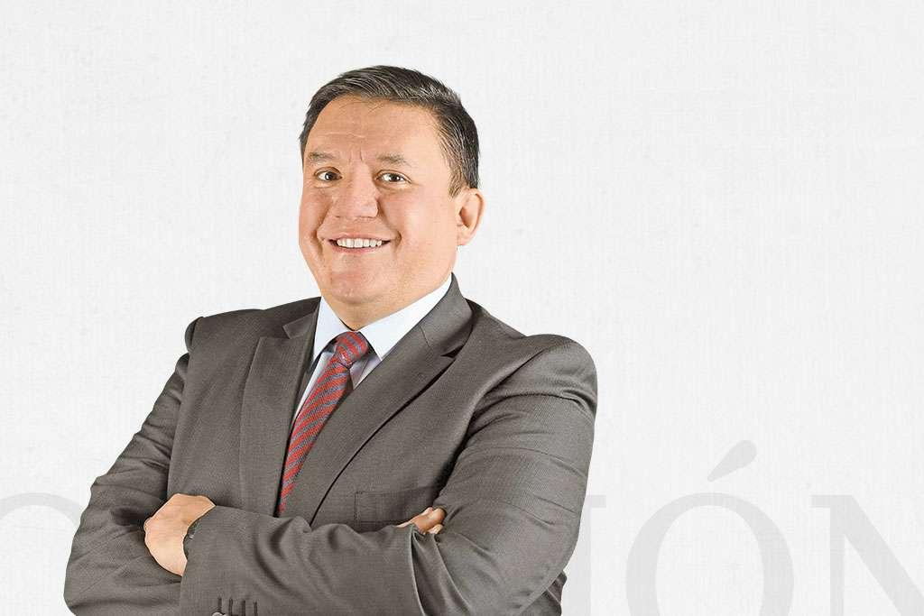 Jesús Martín Mendoza  / Ojos que sí ven  / Heraldo de México
