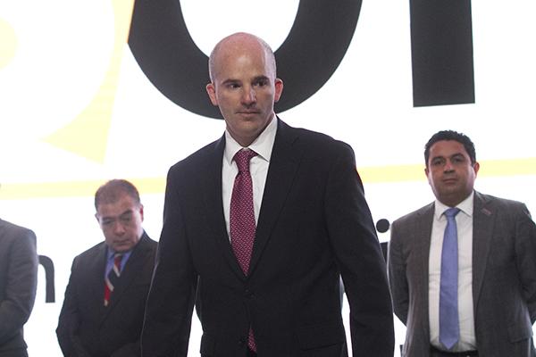 El secretario de Hacienda ya firmó los documentos. FOTO: CUARTOSCURO