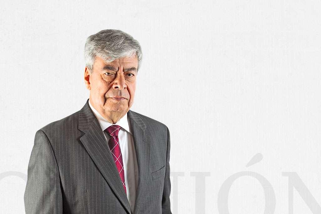 José Carreño / Desde afuera   / Heraldo de México