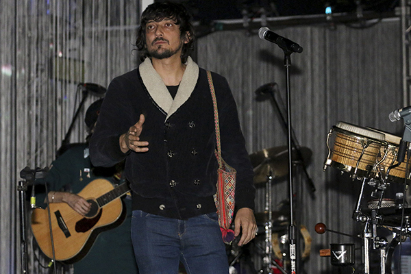 El cantante se disculpó por las palabras que usó. FOTO: CUARTOSCURO