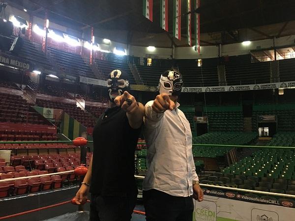 Los hermanos Sansón y Cuatrero representarán a México en el evento del 5 de octubre. Foto: Alexis Hernández