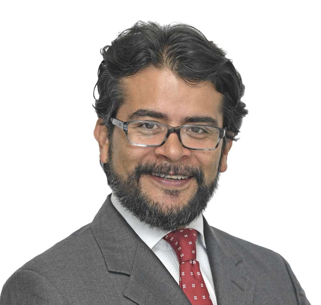 Luis Alonso / Punto negro / Heraldo de México