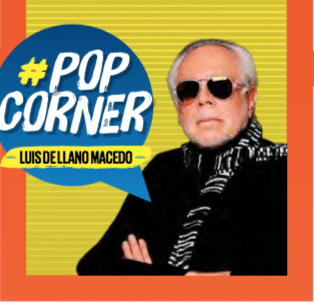 Luis de Llano / Pop corner / Heraldo de México