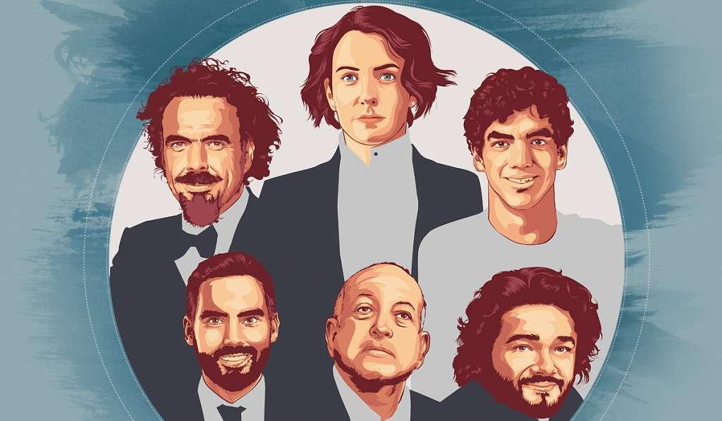 Mexicanos que triunfan en el extranjero. Ilustración: Allan G. Ramírez
