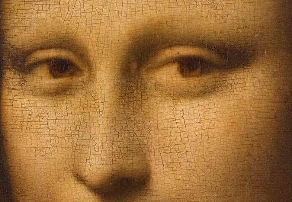 La Mona Lisa de Da Vinci está cubierta por un cristal a prueba de balas, propio para soportar calor y humedad
