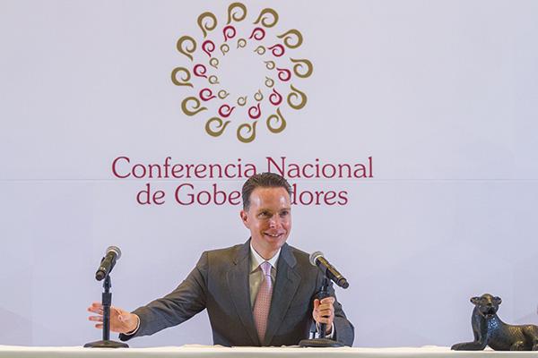 Manuel Velasco pretendía regresar a sus funciones como gobernador de Chiapas. FOTO: CUARTOSCURO