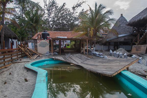 Se pronostican tormentas intensas en Nayarit, Oaxaca y Guerrero, y tormentas muy fuertes en Chihuahua. FOTO: CUARTOSCURO