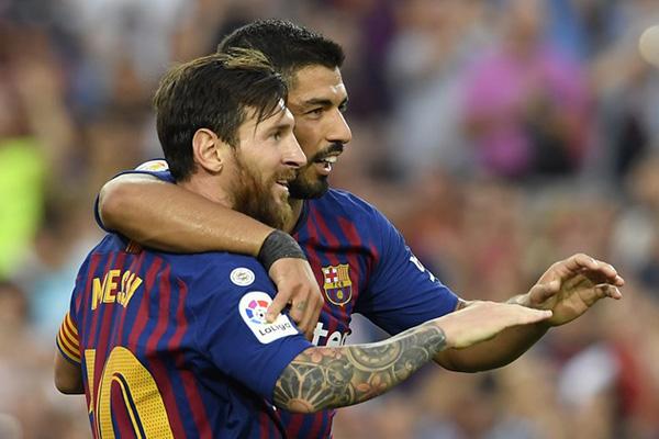 El gol de Messi ante Nigeria en la fase de grupos del Mundial se ha colado entre los finalistas. FOTO: AFP