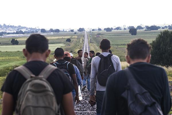 EU busca que los inmigrantes sean deportados antes de llegar a su territorio. FOTO: CUARTOSCURO