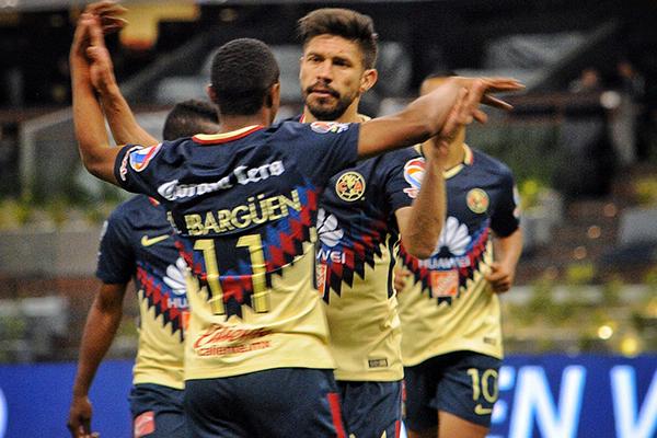 El domingo, las Águilas recibirán en el Estadio Azteca al Rebaño. FOTO: CUARTOSCURO