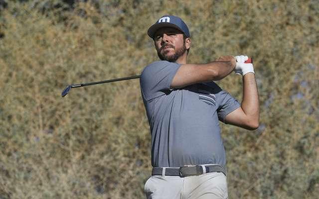 Fraustro con pasado en el PGA Tour se une Abraham Ancer, José de Jesús Rodríguez, Carlos Ortiz y Roberto Díaz. Foto: Cortesía