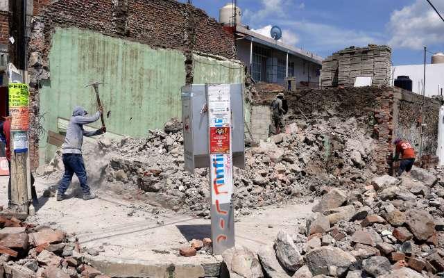 La instalación sonora, así como las conferencias ofrecidas para recordar más de tres décadas del sismo de 1985, podrán ser visitadas en el Museo de Geofísica. Foto: Cuartoscuro