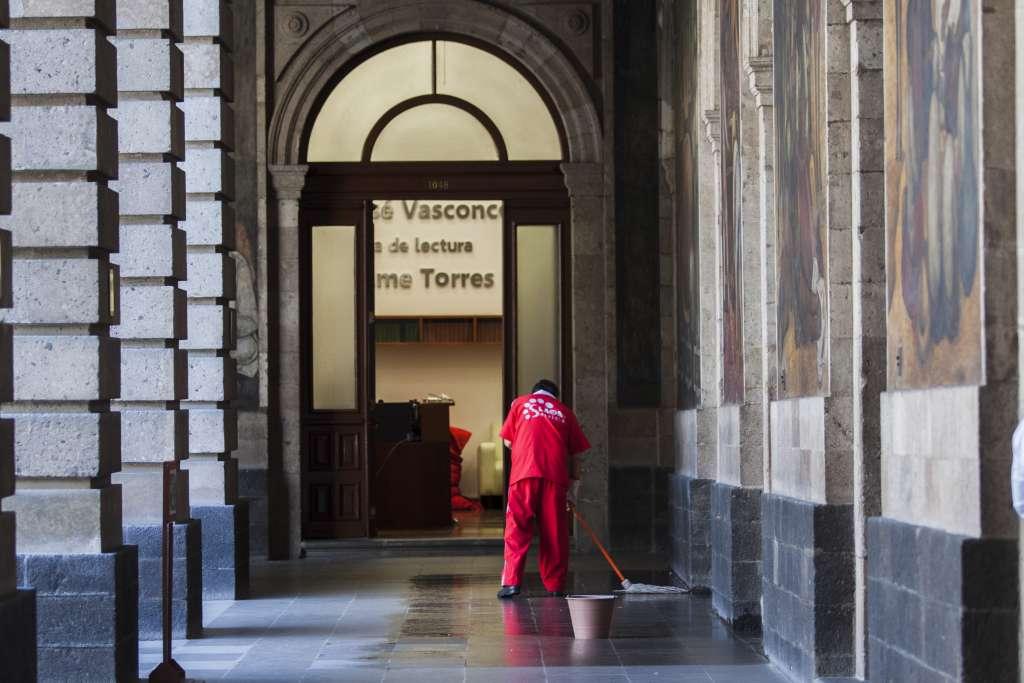 Empleados de la propia dependencia interpusieron una serie de denuncias. FOTO: ARCHIVO/ CUARTOSCURO