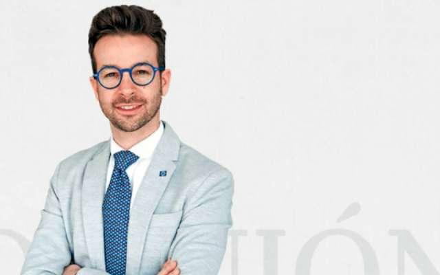 Sebastián de Villafranca / Backstage / Heraldo de México