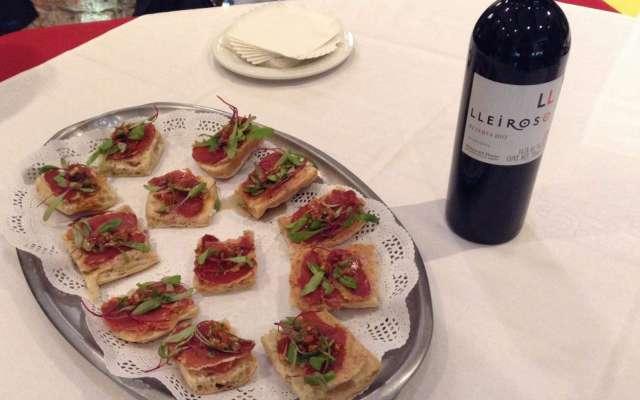 En esta ocasión los restaurantes encargados de presentar las tapas típicas de España fueron El Puntal del Norte, Torre de Castilla, Jaleo y Noso. Foto: Especial