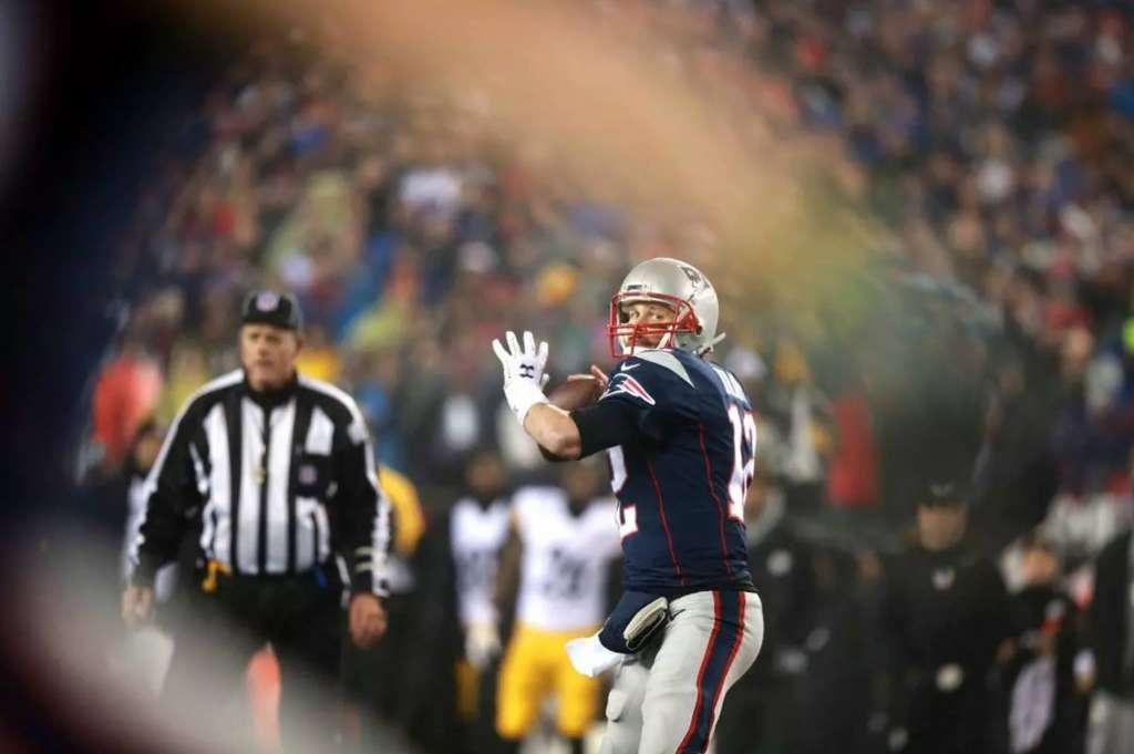 Tom Brady (41 años) jugará su campaña 19 en la NFL. Foto: Especial