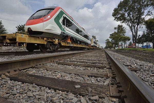 El sistema ferroviario ha pasado de ser parte del estado a un sistema de concesiones. FOTO: CUARTOSCURO