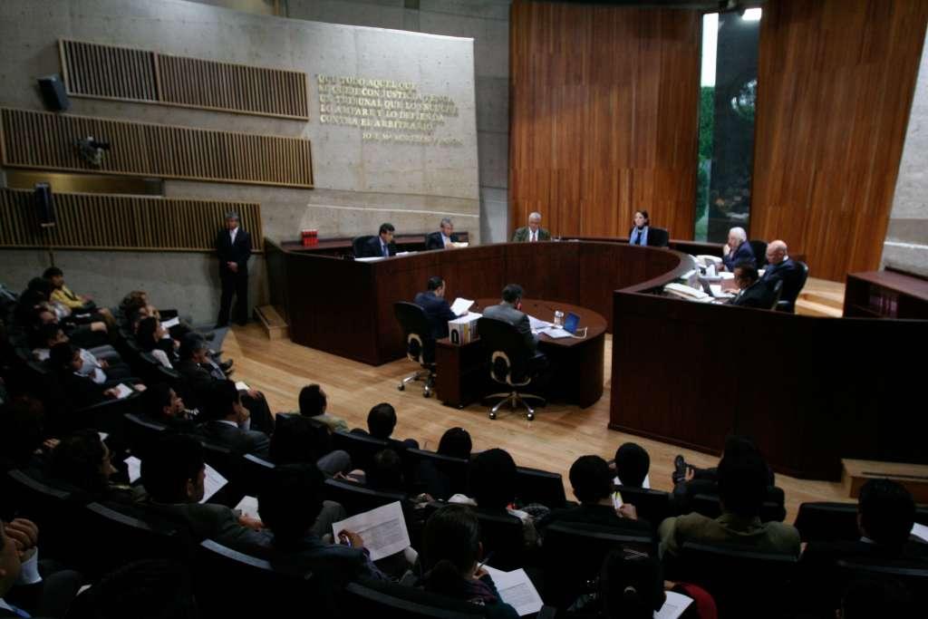 Los resultados electorales de los municipios de Zitácuaro y Peribán fueron validados. FOTO: CUARTOSCURO
