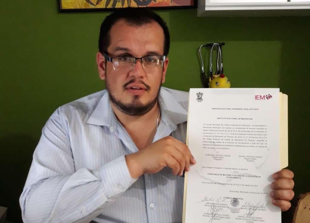 Morena busca designar a encargado de despacho de Buenavista Tomatlán: Foto: Dalia Martínez