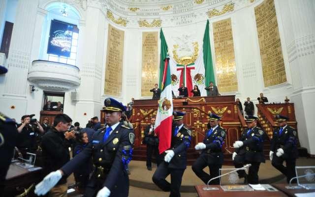 Reprochan congresistas retraso en reconstrucción . Foto: Especial.