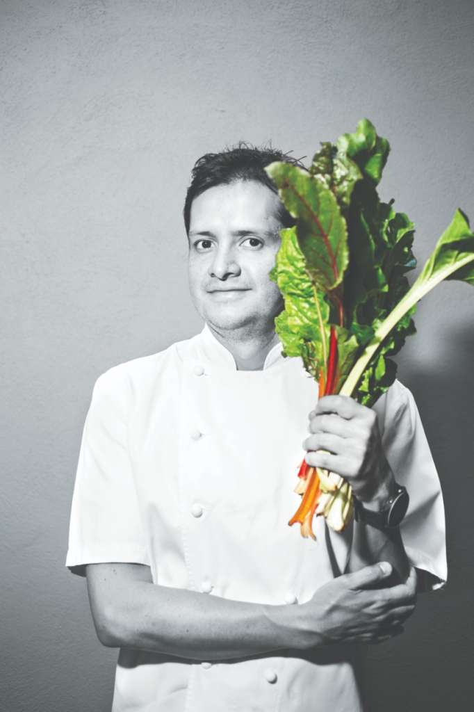 QUINTONIL. Jorge Vallejo logró traducir la mejor expresión de una cultura gastronómica y una herencia culinaria en un gran concepto contemporáneo de México. Foto: BERNARDO CORONEL