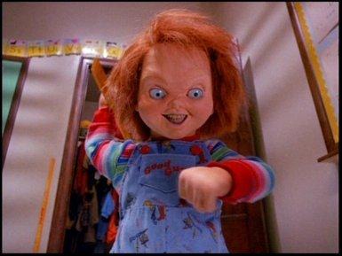 La saga de las películas de Chucky inició en la década de los 80. FOTO: ESPECIAL