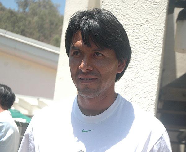 Claudio Suárez, ex seleccionado nacional. FOTO: CUARTOSCURO