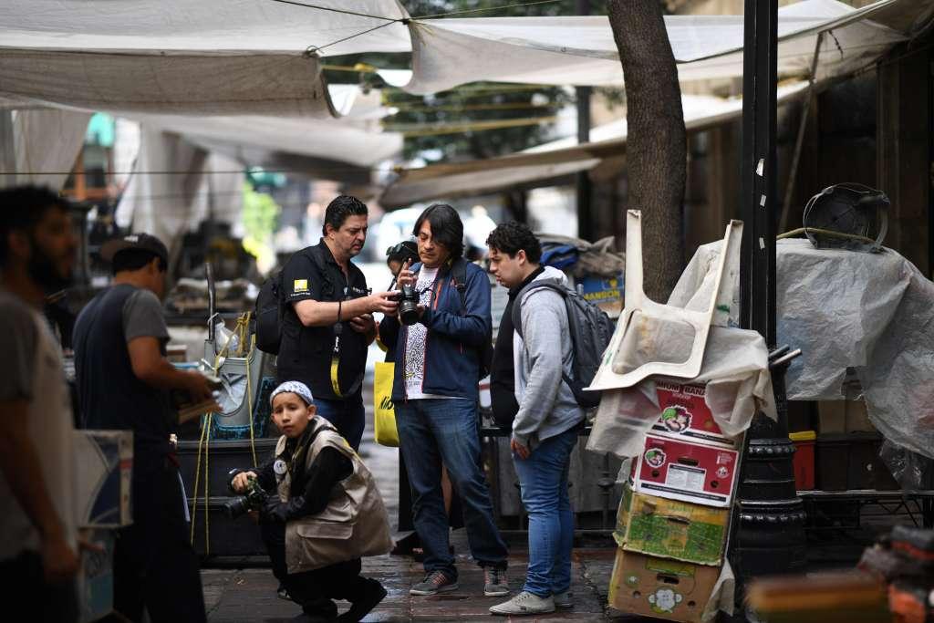 EVENTOS. Para Julio Meneses, director comercial de Nikon México, su trabajo es incentivar la creatividad. Foto: BERNARDO CORONEL