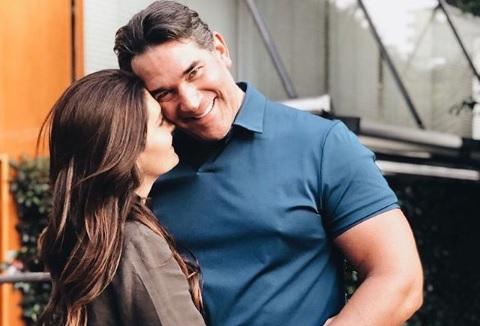 El actor dio a conocer su postran ante la infidelidad de su esposa. Foto: Instagram