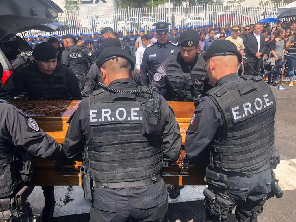 Uno de los siete detenidos de la banda de robacoches, fue quien disparó a los dos oficiales de la Policía de Zapopan. FOTO: ESPECIAL