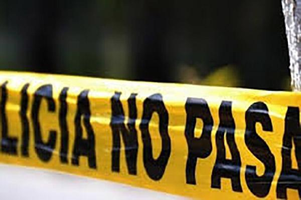 El atentado se registró la noche de este lunes, en una vivienda del fraccionamiento Arcadia, de la cabecera municipal municipio costero de Tecolutla. FOTO: ESPECIAL