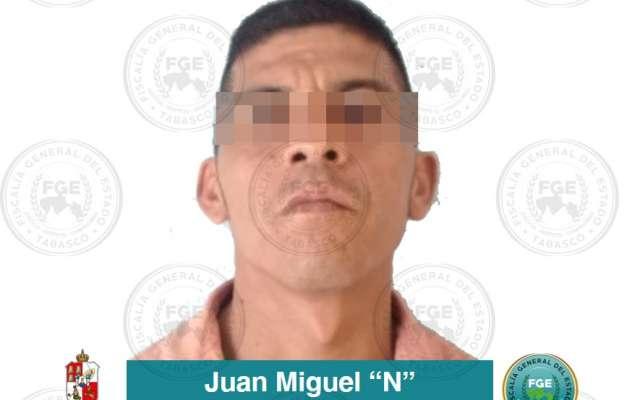 Asesinó al comunicador en Tabasco. FOTO: ESPECIAL