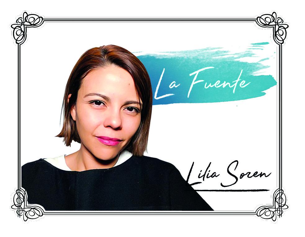 Lilia Soren / La fuente / El Heraldo de México