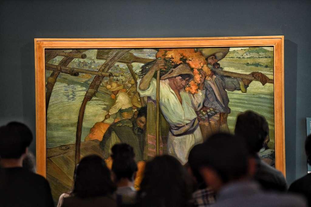 JOVEN CREADOR. El pintor murió a los 31 años de edad, a causa de cáncer. Foto: LESLIE PÉREZ