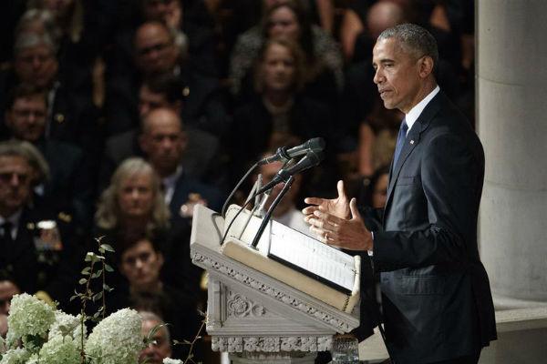 Obama insistió en que