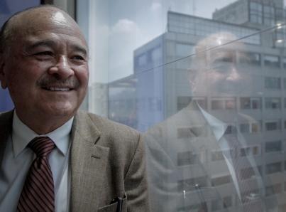 Ernesto Ruffo impugnará proceso interno del PAN. Foto: Notimex Alejandra Rodríguez.