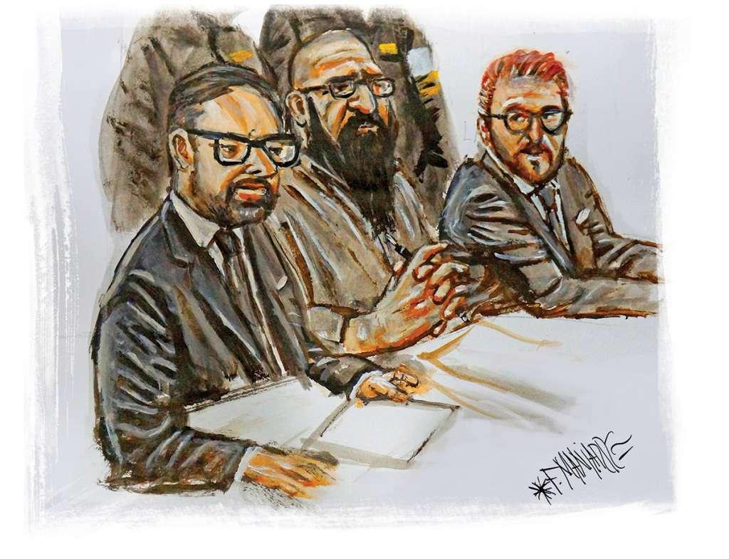 En la audiencia se ventiló que los abogados defensores de Javier Duarte conversaron con los representantes de la PGR y, en común acuerdo, solicitar un procedimiento abreviado.