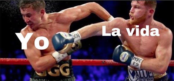 Te dejamos los memes más divertidos de la pelea del Canelo