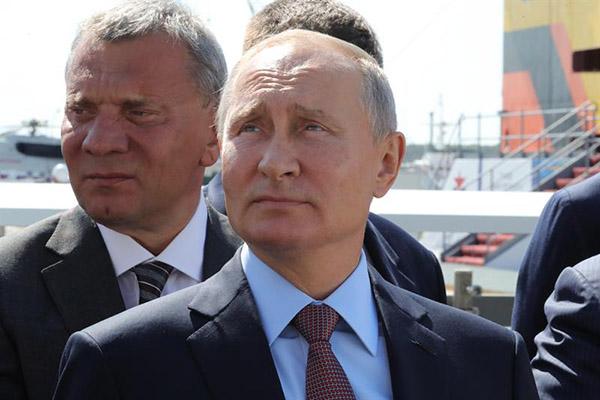 El líder ruso confió asimismo en el desarrollo de los vínculos bilaterales y pidió al nuevo mandatario mexicano