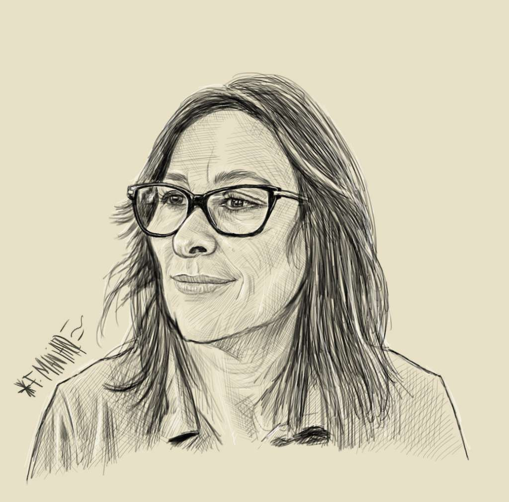 Rocío Nahle García por Jorge Manjarrez