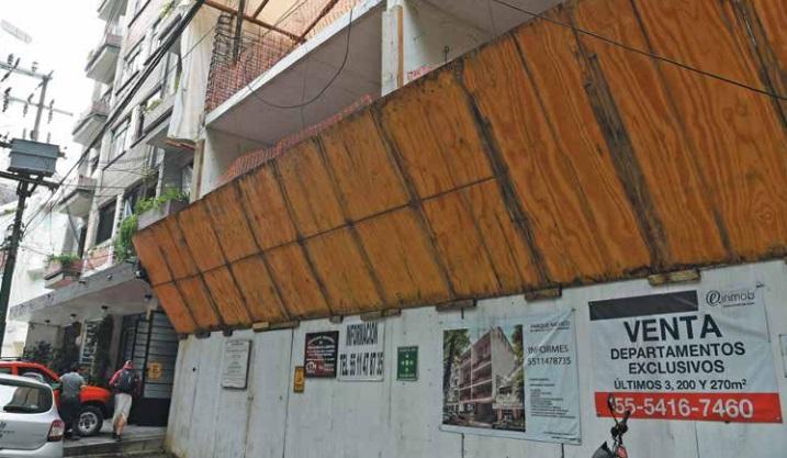 A un año de la tragedia, la gente es meticulosa al revisar la estructura del lugar que desea alquilar, analiza y contrata especialistas para evaluar su nuevo hogar. Foto: LESLIE PÉREZ